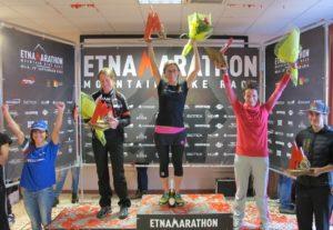 il-podio-femminile-delletna-marathon-ultima-tv