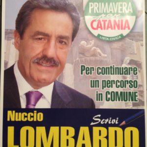 Il manifesto con lo slogan dell'ultima campagna elettorale
