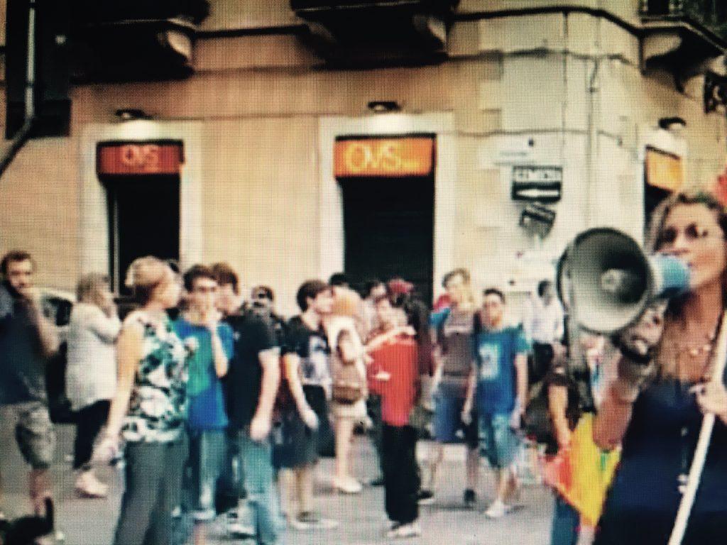 Protesta - Catania - UltimaTV