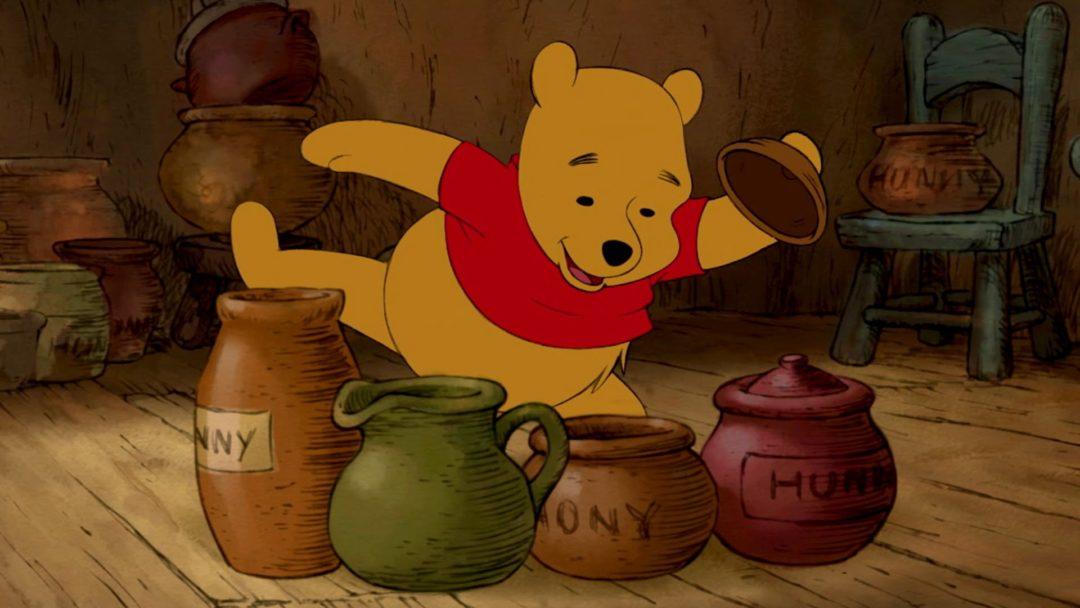 Buon Compleanno Winnie The Pooh 90 Candeline Per L Orsetto Goloso
