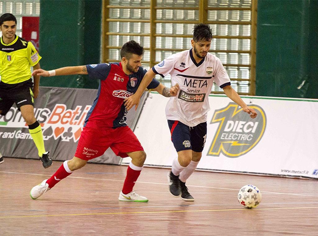 Calcio A 5 Ko Le Siciliane Di Serie A2 Risultati E Classifica Ultima Tv