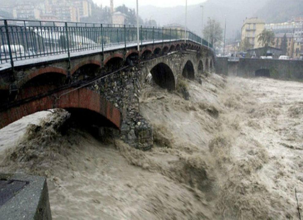 rischio alluvioni liguria - photo#32