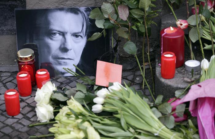 Davi Bowie - 11 gennaio 2016