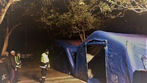 tenda - senzatetto - catania - ultimatv (1)