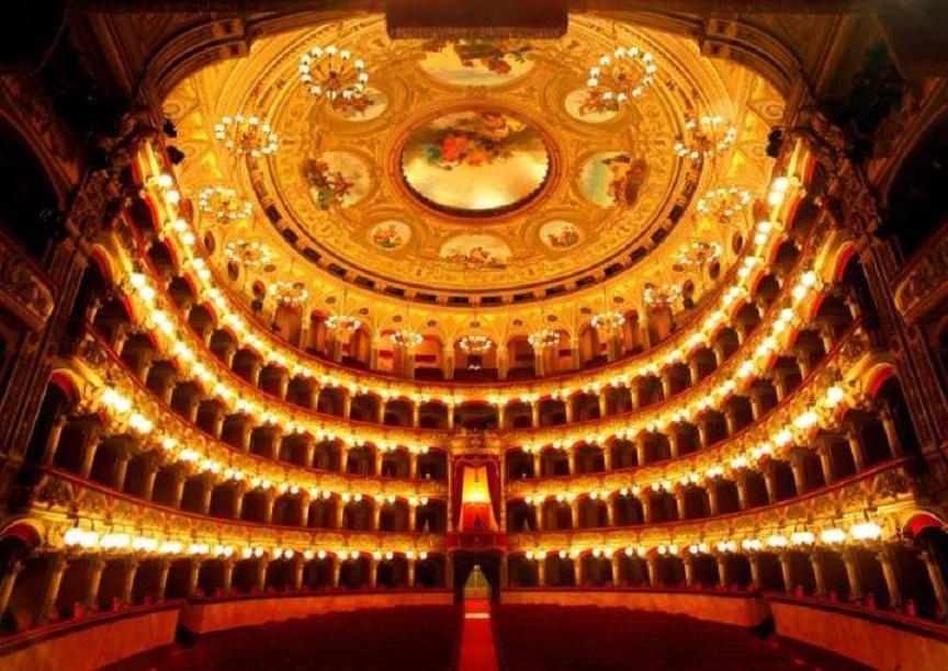 Interno Teatro Massimo
