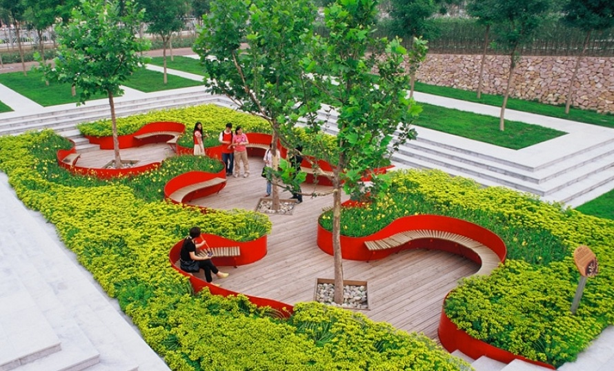 Architettura giardini e paesaggistica for Architettura giardini