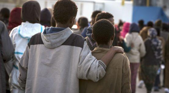 Migranti: Oim, nave Trenton davanti Augusta, subito sbarco