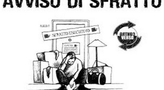 Sfratti: Sunia, a Catania +1.812%, è emergenza abitativa