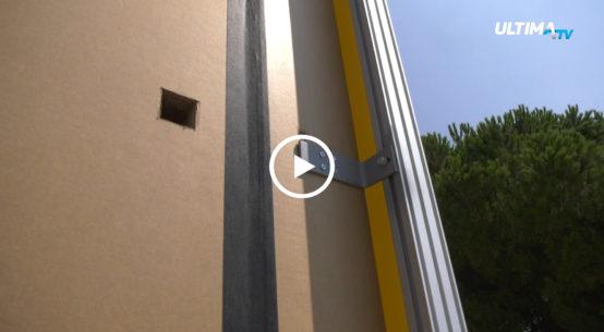 Si chiama test box il primo prototipo abitativo con struttura portante in cartone ondulato realizzato da 31 studenti dell'Ateneo di Catania.