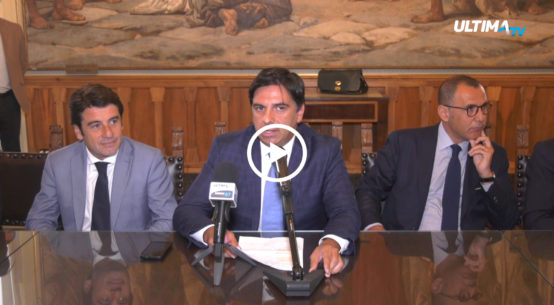 Il sindaco Salvo Pogliese ha presentato la sua Giunta, un mix di passione e competenza. Il neo sindaco ha dichiarato: