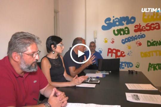 La revoca dell'ordinanza 89 del 4 luglio, firmata dal sindaco Salvo Pogliese, è stata chiesta da 27 associazioni. L'iniziativa è stata presentata oggi nel capoluogo etneo da Libera, Cope ed Emercency.