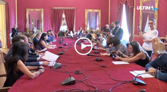 Presentata questa mattina all'Assemblea Regionale Siciliana la proposta di modifica al trattamento pensionistico dei deputati regionali.