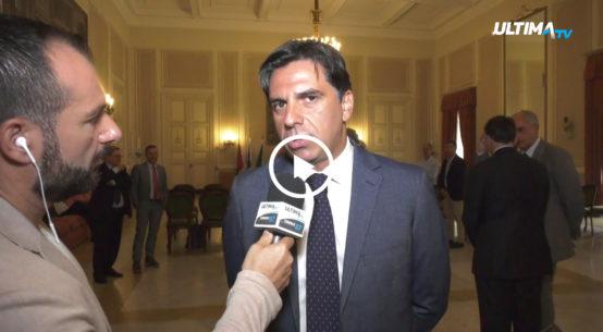 Soddisfatto il sindaco Salvo Pogliese, dopo la firma del progetto di rilancio di oltre 250 milioni di euro per la StMicroelectronics.