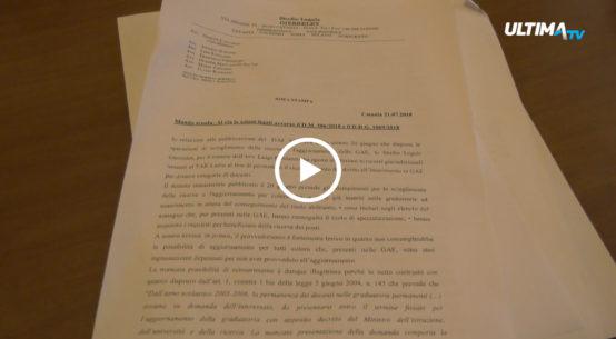 Contro il Decreto Ministeriale 506 del 2018 si può presentare ricorso entro agosto. Ne abbiamo parlato con l'avvocato Luigi Randazzo.