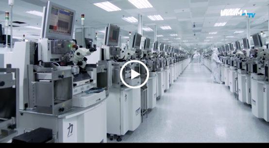 L'ulteriore sviluppo della StMicroelectronics del capoluogo etneo è una realtà che punta dritto all'industria 4.0. E' stato firmato un progetto di rilancio.