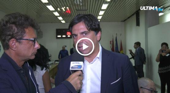 Il sindaco di Catania si è espresso per la prima volta sulla vicenda della nave Diciotti, schierandosi al fianco del ministro dell'Interno, Matteo Salvini.