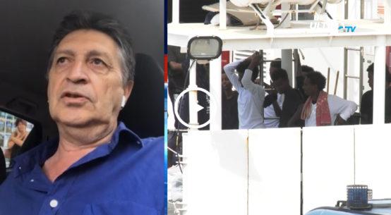 Pintaudi, direttore del dipartimento di emergenza dell'Arnas Garibaldi, afferma che tutti i protocolli sanitari a tutela dei migranti sono stati adottati.