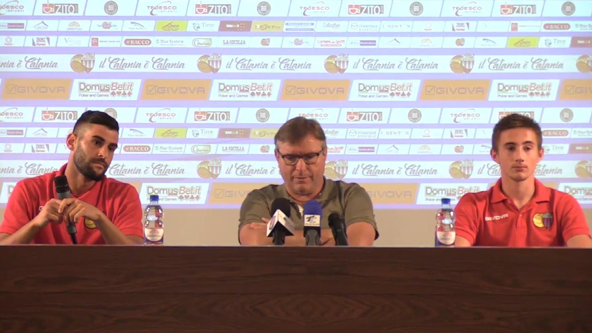 Lo Monaco Calcio Catania