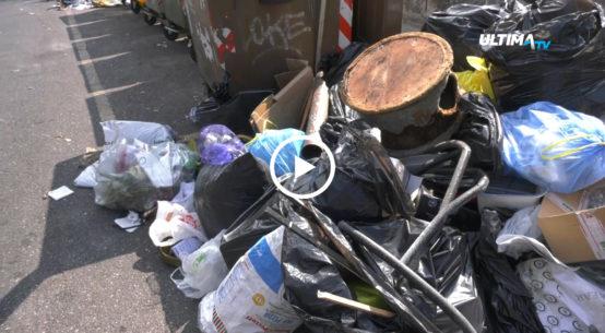 Il Comune fa partire la denuncia alla procura della repubblica nei confronti della Senesi per interruzione del pubblico servizio. La ditta da tre giorni non raccoglie rifiuti a Catania.