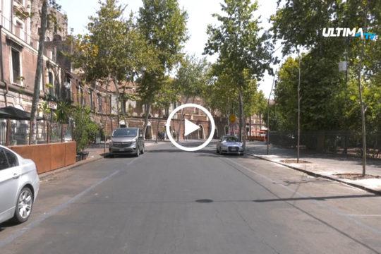 """Ieri, tra le polemiche, ha preso il via a Catania la settimana europea della Mobilità sostenibile. In una clip girata al centro di Catania, Roberto Tudisco mostra le strade """"desolatamente"""" deserte."""