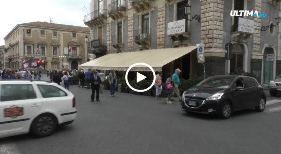 Proseguirà anche nei prossimi giorni la chiusura al traffico veicolare della zona di centro storico compresa tra le vie Manzoni, Mancini e Fragalà.
