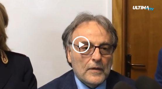 Una busta contenente un proiettile e una lettera di minacce è stata recapitata al procuratore capo di Caltanissetta, Amedeo Bertone.