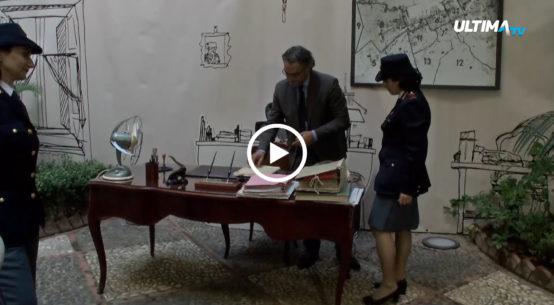 La Polizia ha deciso di partecipare a 'Le Vie dei Tesori'. Per l'occasione, è stato aperto per la prima volta il chiostro ottocentesco della Questura.