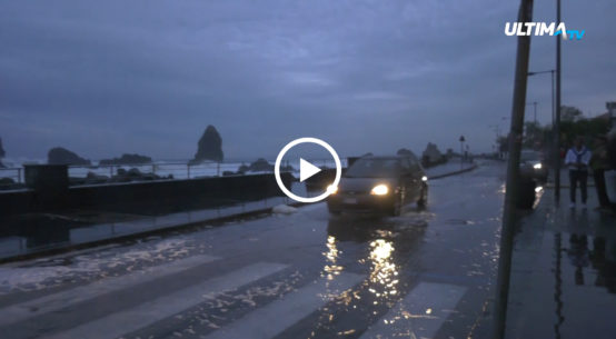 La giunta Pogliese ha chiesto la dichiarazione dello stato di calamità per le mareggiate del 28 settembre scorso.