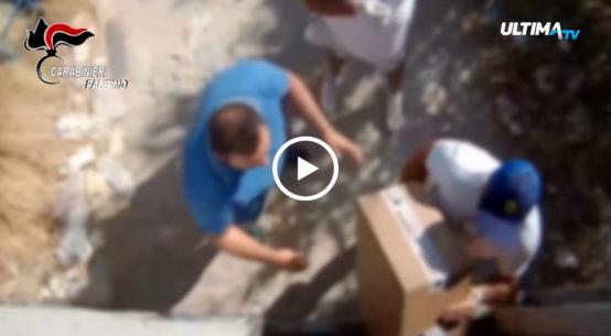 Duro colpo dei carabinieri di Palermo a una banda di 12 persone specializzata in rapine ai furgoni che trasportavano tabacchi