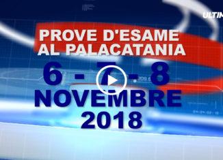 Il 6, 7 e 8 novembre nel PalaCatania si svolgeranno le prove a quiz per il concorso per l'assunzione di 30 agenti di polizia municipale.