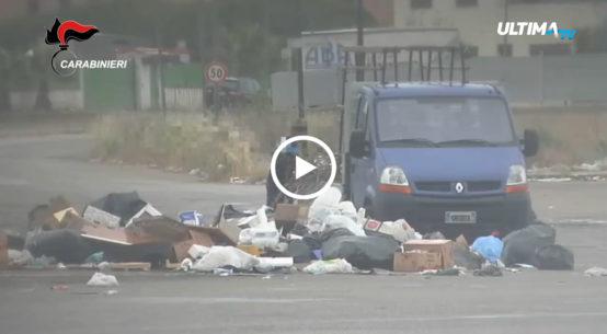 Agrigento, guerra ai furbetti dell'immondizia: denunciati 40 imprenditori. Una task force dei Carabinieri ha accertato 350 casi di abbandoni di rifiuti.