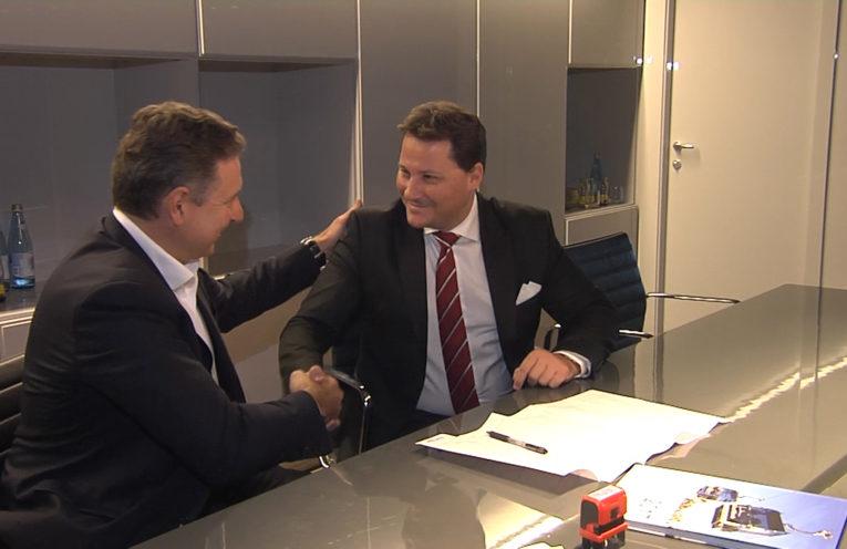 Alla Leitner di Vipiteno (Bolzano) firmata l'intesa per la riqualificazione dello storico impianto del Gruppo Russo Morosoli