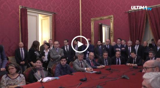 Si è svolto questa mattina all'ARS un incontro dell'Anci Sicilia, dove si è discusso sulle problematiche idrogeologiche e sull'abusivismo.