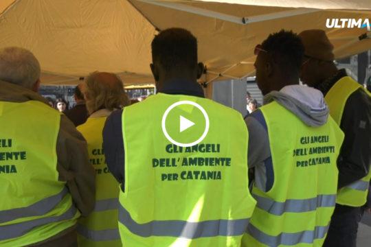 """Presentato il progetto """"Gli angeli dell'ambiente per Catania"""". Un'iniziativa nata per favorire l'inclusione sociale e l'integrazione lavorativa."""