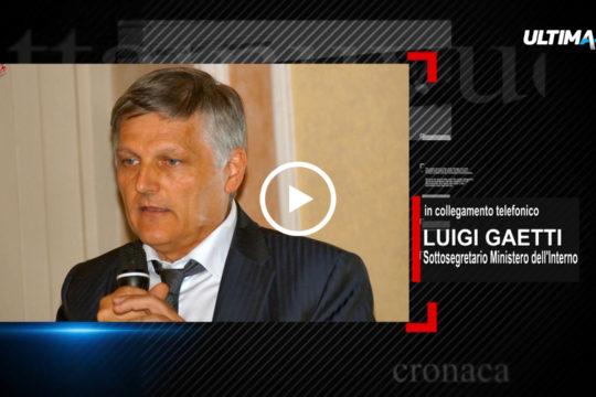 Sul caso My Racket e sulle relazioni tra associazioni antiracket e istituzioni abbiamo sentito il Luigi Gaetti, sottosegretario agli Interni Antiracket.