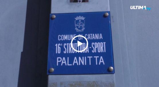 Il PalaNitta, palazzetto comunale dello sport nel quartiere periferico di Librino a Catania, è di nuovo nelle mani dei vandali.