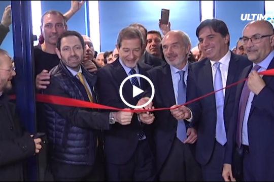 Inaugurato il nuovo Pronto Soccorso del Policlinico - Vittorio Emanuele di Catania, ma il trasferimento definitivo avverrà domenica prossima.