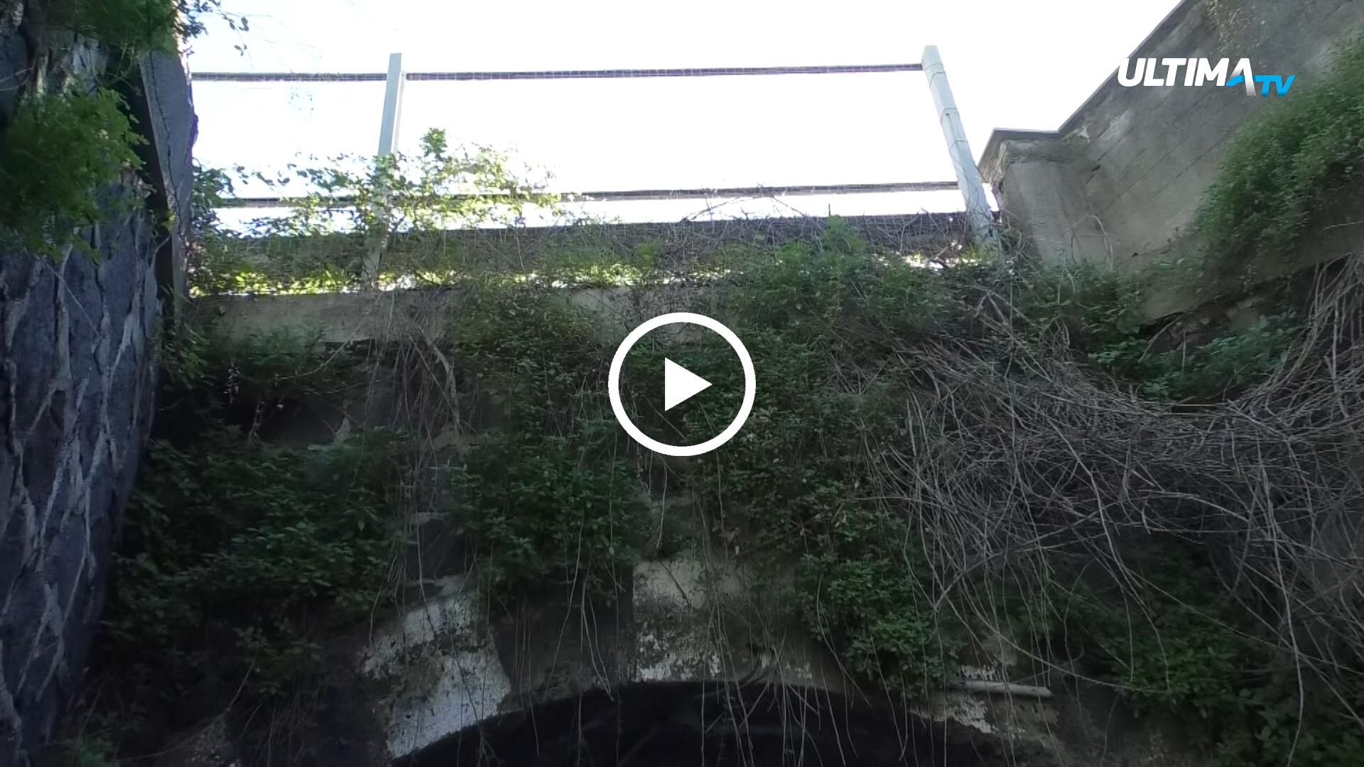Da ieri mattina ad Acitrezza, sono iniziati i lavori sull'ex statale 144, nell'area del ponte di via Livorno, soprastante via Spagnola.