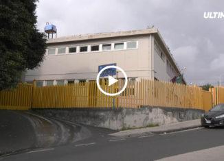 Alla scuola Pestalozzi, nel quartiere Villaggio Sant'Agata a sud di Catania, un malfunzionamento del sistema fognario ha reso inagibili i servizi igenici.