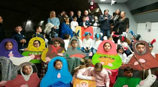 Mancano pochi giorni alla celebrazione del Natale e come ogni anno, gli alunni delle scuole di Catania si preparano a celebrare la festa con tanta allegria.