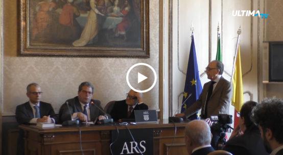 Questa mattina il presidente dell'Ars Gianfranco Miccichè ha incontrato la stampa e ha tracciato un bilancio in merito ai tagli e ai lavori dell'assemblea.