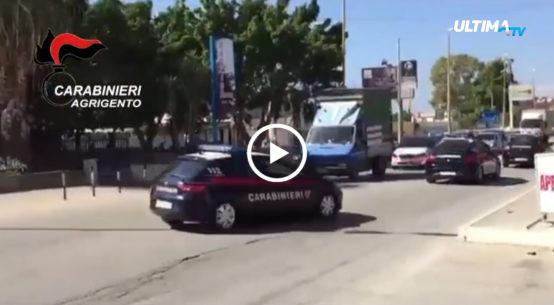I carabinieri di Palma di Montechiaro hanno arrestato Gaspare Calafato, 44 anni, ricercato dal 1998 in seguito ad un mandato di cattura.