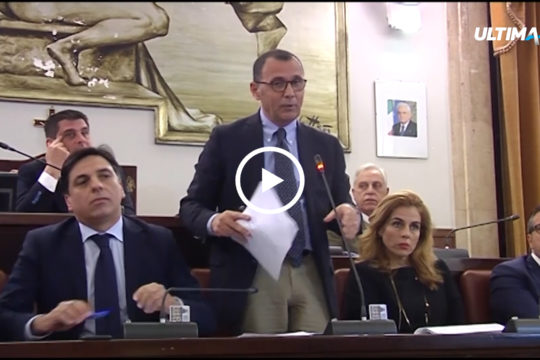 Il consiglio comunale di Catania ha deliberato lo stato di dissesto economico dell'Ente.