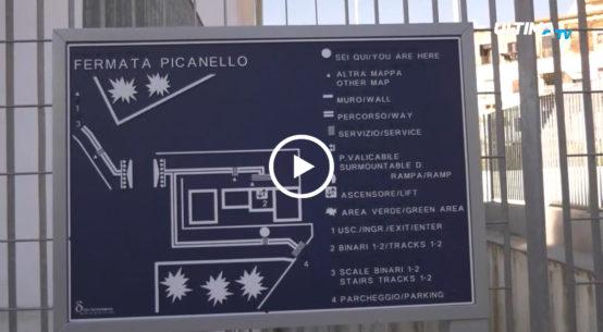 Da venerdì sarà operativa la fermata Catania Picanello nell'ambito del completamento del raddoppio della linea che da Ognina va alla stazione centrale.