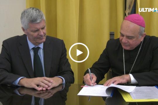 Dopo Caltanissetta anche Catania ospitera' l'opificio di pace, l'iniziativa per potenziare la raccolta differenziata dei rifiuti nelle parrocchie.